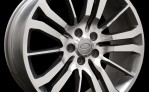 9.00-20 HST Gun Metal 5/120 Alloy Wheel
