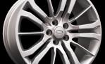 9.00-20 HST Silver 5/120 Wheel