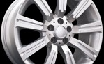 9.00X20 Silver Stormer Alloy Wheel 5/120