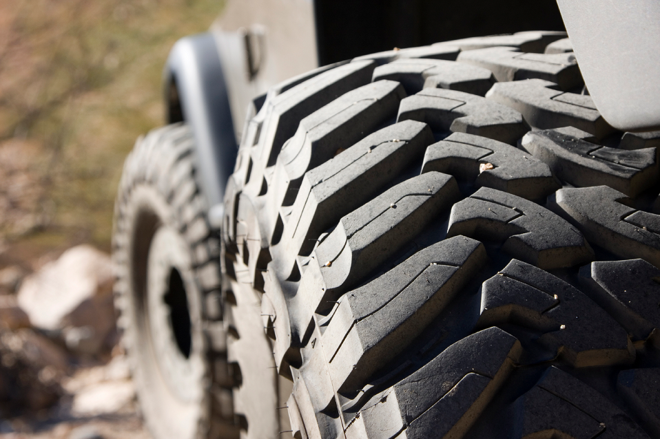 4×4/SUV tyres