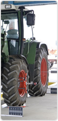 Agricultural and Tractor Tracking