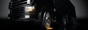 Hankook Truck Tyre Banner