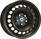 Steel Wheel for winter tyre packages