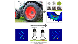 Firestone Tractor tyres If technology low soil compaction